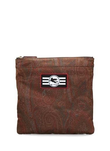 Etro Messenger / Askılı Çanta Kırmızı